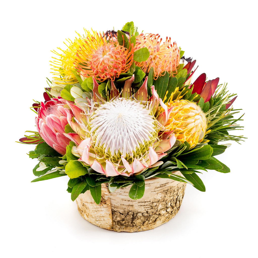 SOLD OUT - Kula Lani Protea Basket