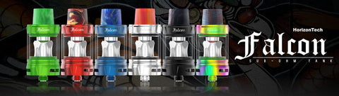 HorizonTech Falcon Sub-ohm Tank Resin Edition - 7ml