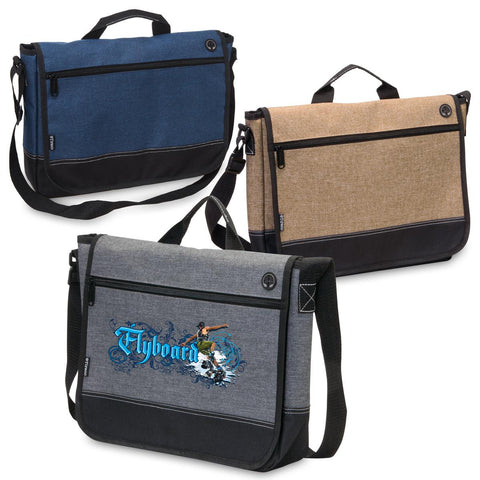 Custom Laptop Satchel