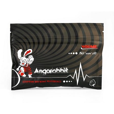 Angorabbit Vape Cotton (Black)