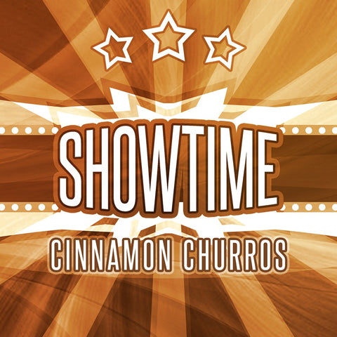 SHOWTIME - Cinnamon Churros