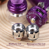 Eleaf HW/HW-N/HW-M Coils for ELLO Series - Ijust 3 - 5PCS