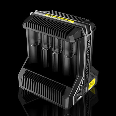 Nitecore Intellicharger I8 Li-ion/NiMH Battery 8-slot Charger