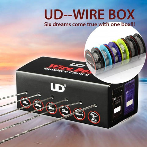 UD Wire Box Builders Choice