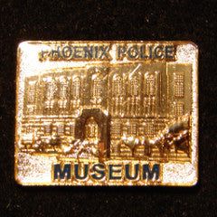 Museum Pin Historic Police Station