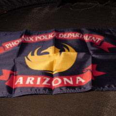 Phoenix Police Department Flags