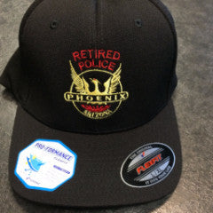 Retired Phoenix Police Baseball Hat
