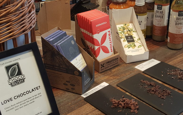 chocolate tasting guide