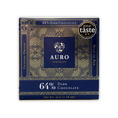 Auro Dark Chocolate 64%