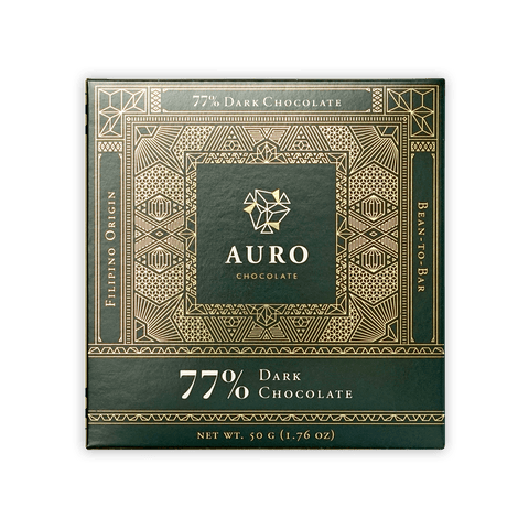 Auro Dark Chocolate 77%