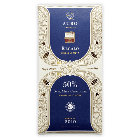 Auro Reserve Regalo Dark Milk 50%