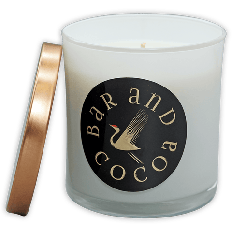 Bar & Cocoa Chocolate Candle