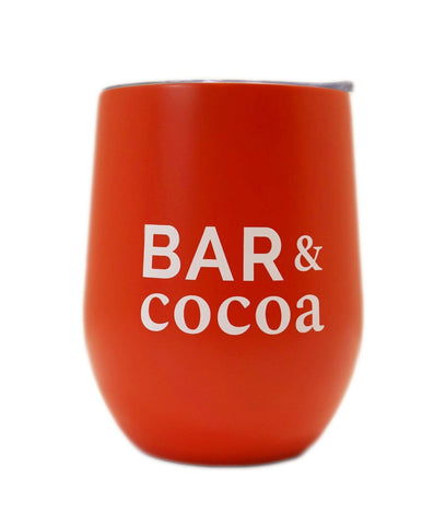 Bar & Cocoa Insulated Tumbler w/ lid (12 oz)