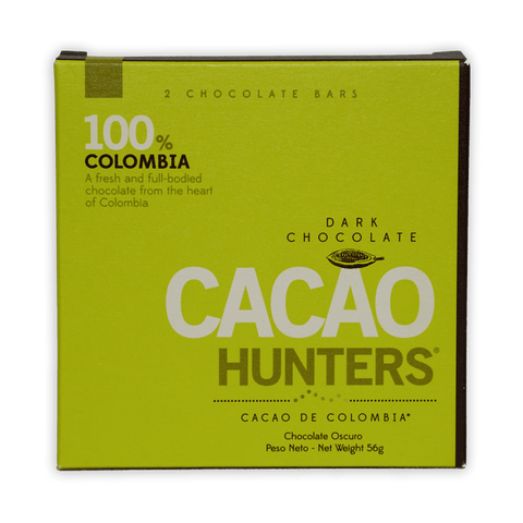 Cacao Hunters Colombia 100%