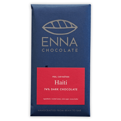 Enna Chocolate Haiti 74%