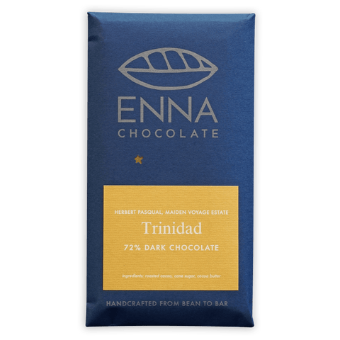 Enna Chocolate Trindad 72%