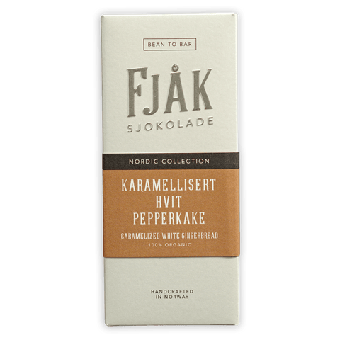 Fjak White Gingerbread