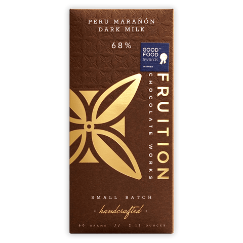 Fruition Marañón Canyon Dark Milk 68%