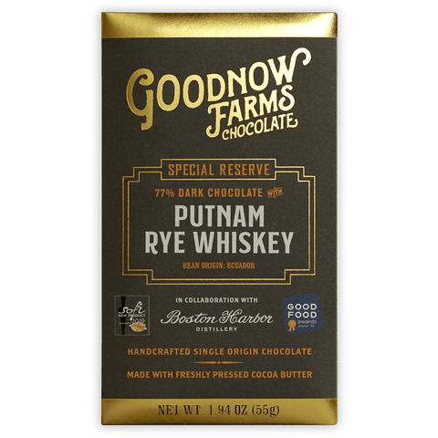 Goodnow Farms Putnam Rye Whiskey 77%