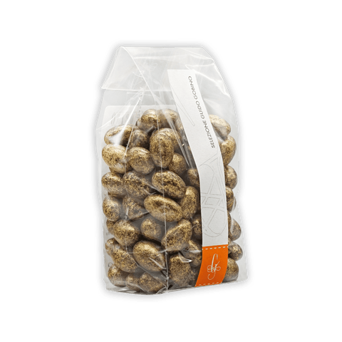 Guido Gobino Milk Chocolate Covered Pistachios 35%