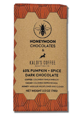 Honeymoon Colombia & Pumpkin Spice Coffee 60%