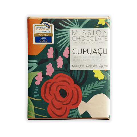 Mission Chocolate Cupuaçu 70%