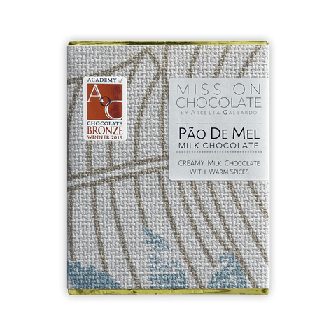 Mission Chocolate Pao De Mel (Milk Gingerbread)