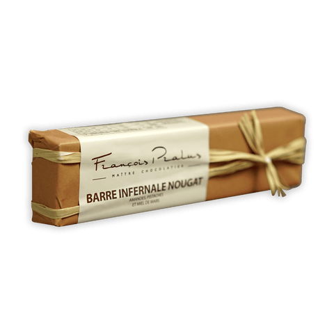 Pralus Infernale Nougat Bar w/ Honey