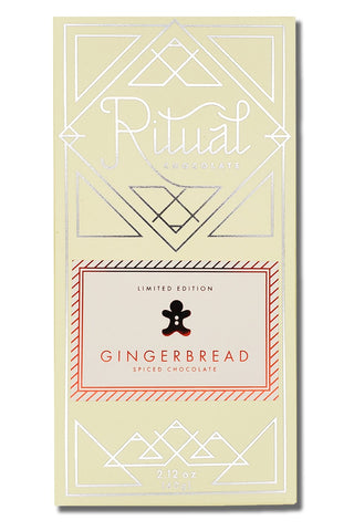 Ritual Gingerbread Spiced Chocolate 70%