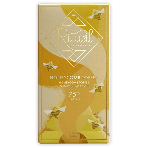 Ritual Honeycomb Toffee 75%