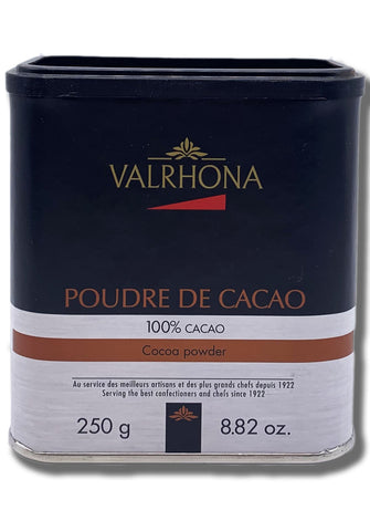 Valrhona Cocoa Powder 100%