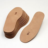 "JR Leather full sole, large (13.3"")"