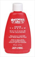 Shoe stretch, plastic squeeze bottle, 3..5 ounce