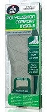 Emu poly cushion contour insole