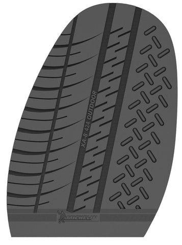 Michelin Outdoor half sole, 4mm