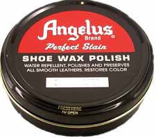 Angelus perfect stain shoe wax, 3 ounce (14 colors)