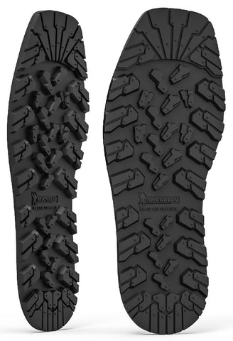 Michelin Defense full sole, 8mm flat