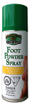 Foot powder spray