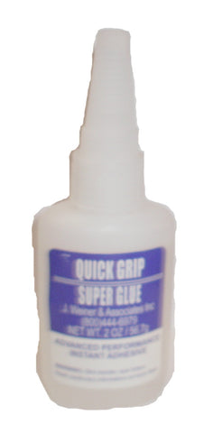 Quick grip adhesive or activator
