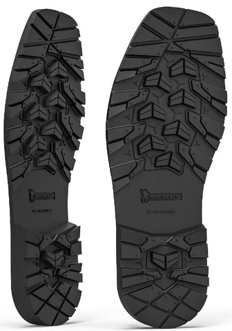 Michelin Trek full sole, 8mm sole, 22mm heel