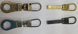 Zipper pulls (slide repair)