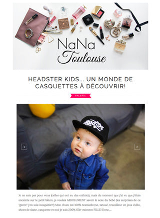 NANA TOULOUSE Blog - May 2017