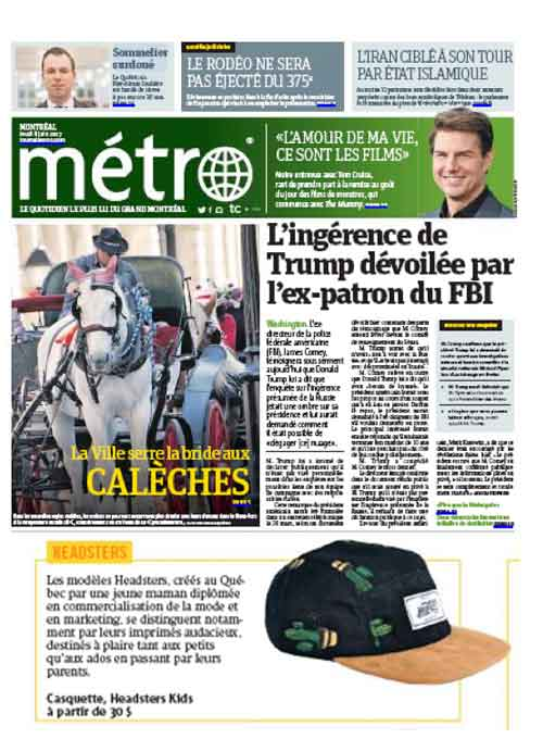 METRO Newspaper - June 2017