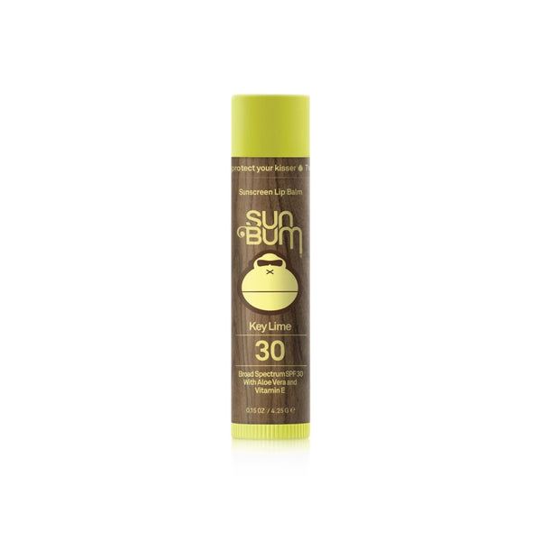 Sun Bum Lip Balm - Key lime