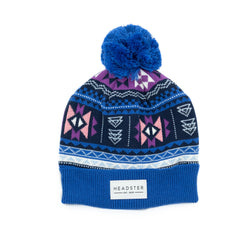 Geotrekky Blue (Lined with fleece)