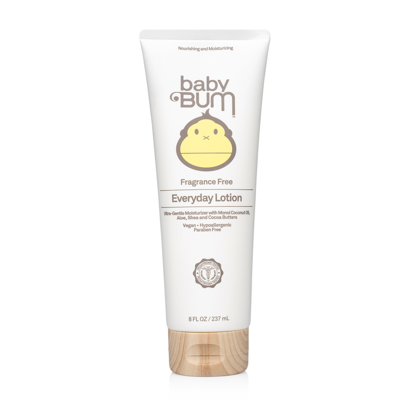 Baby Bum everyday lotion - FRAGRANCE FREE