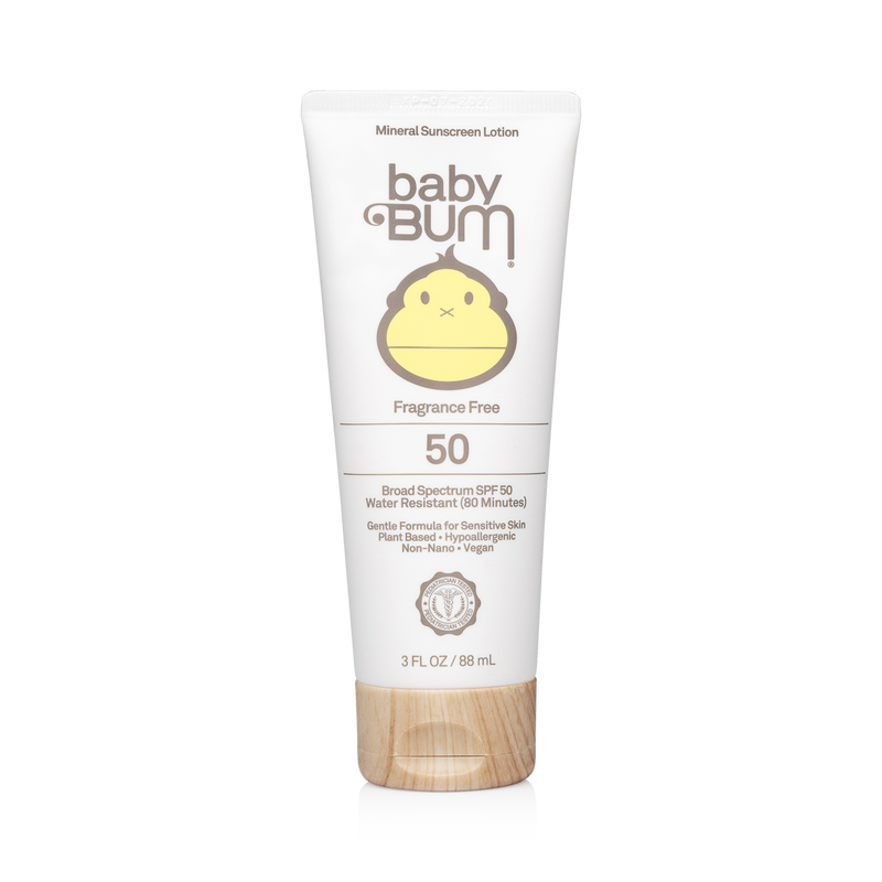 Baby Bum SPF50 sunscreen lotion (3 oz)