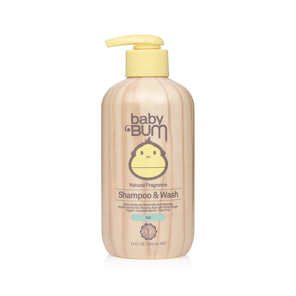 Baby Bum Shampoo & Wash - Gel