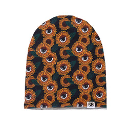 Flower Monster Beanie - HEADSTER KIDS
