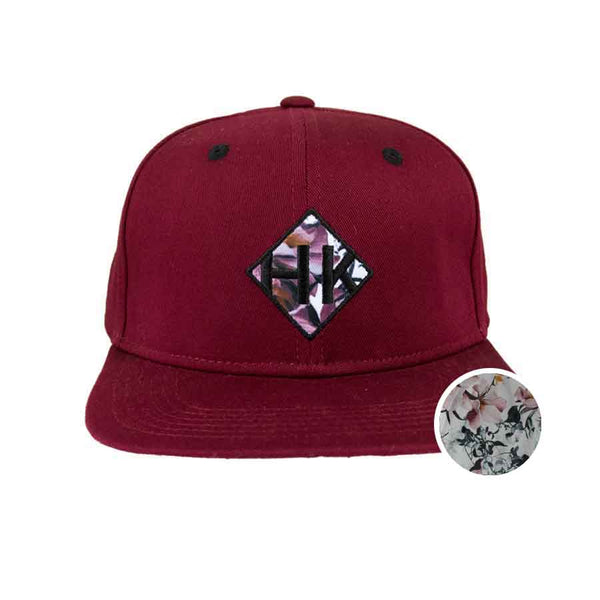 urban-class-burgundy-hat-kids-babies-front